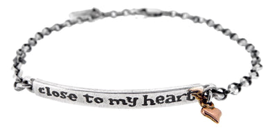 'Close to my Heart', bracelet