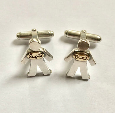 'Super Dude', Cufflinks
