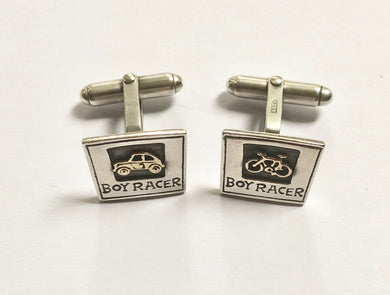 'Boy Racer', Cufflinks