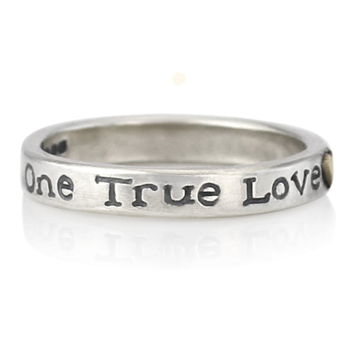 'One True Love' ring