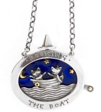 'Rocking the Boat', Necklace