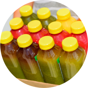 Cold pressed juice for detox cleanse