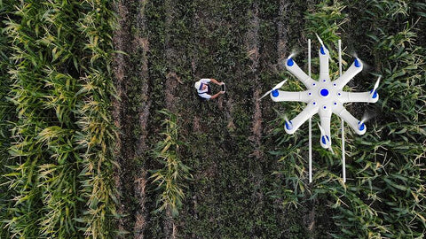 agricultural inspection drones