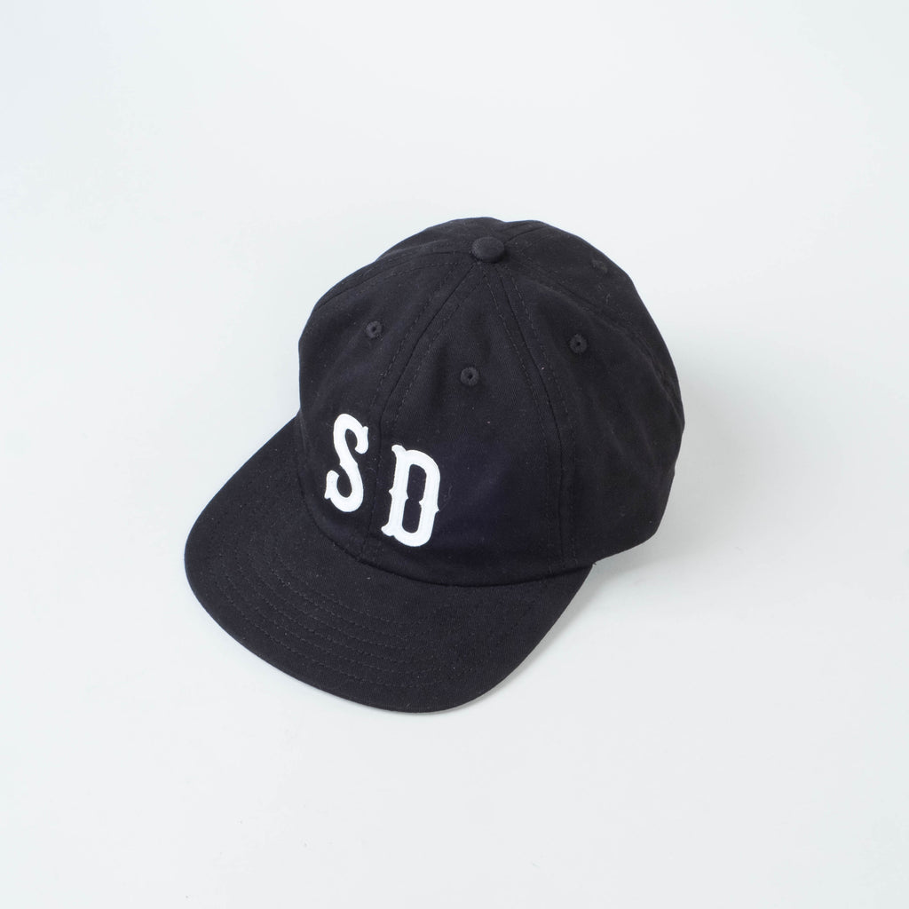 Lone Flag - SD Cap Black