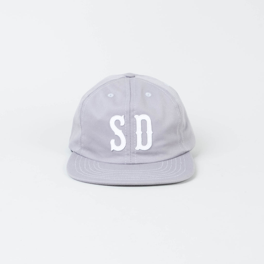 Lone Flag - SD Hat Grey