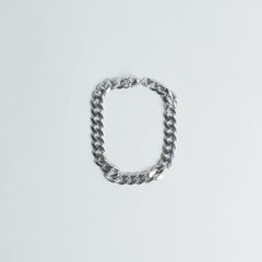 Lone Flag - Coast Wind Cuban Link Bracelet