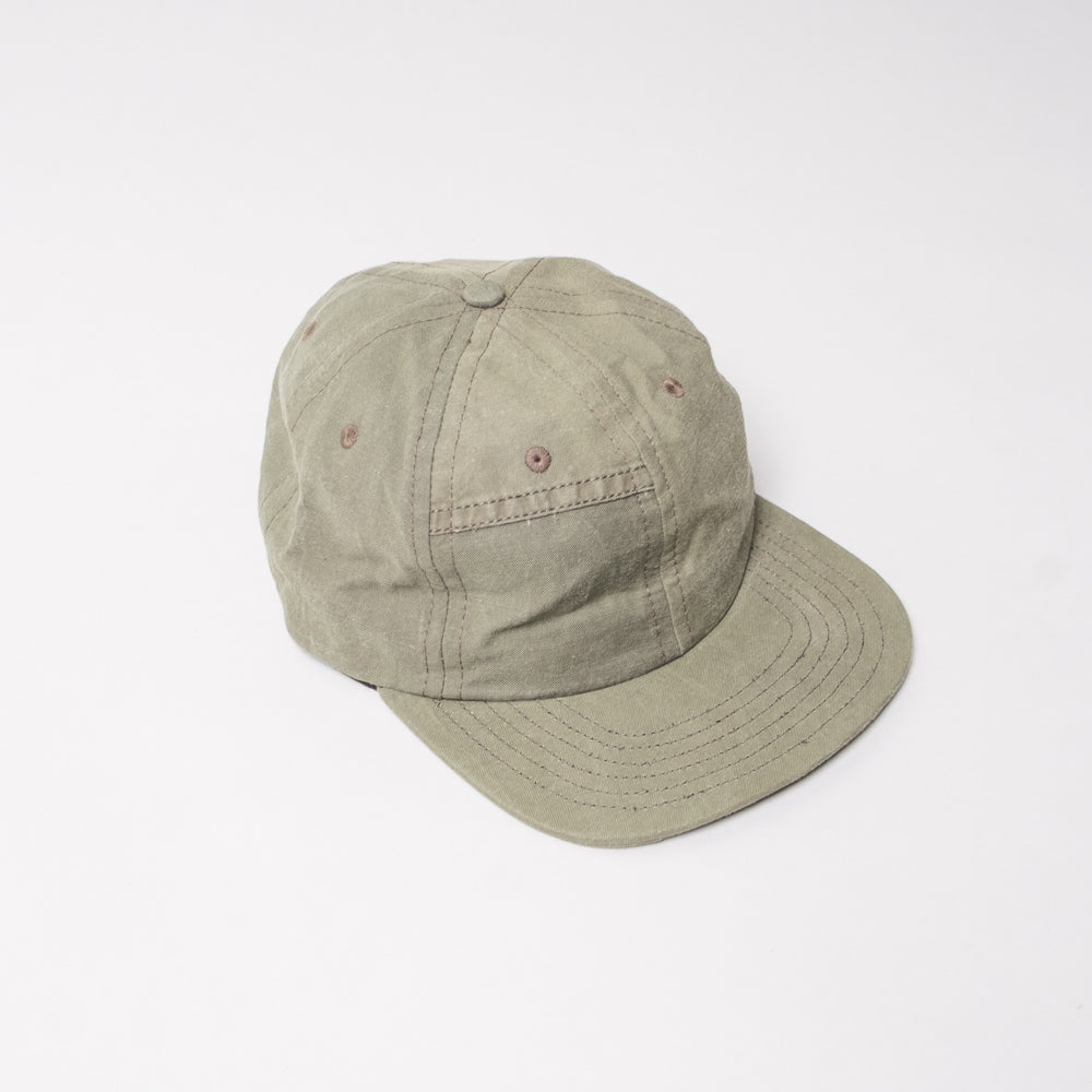 Lone Flag - Vintage Military Half Shelter Fatigue Cap