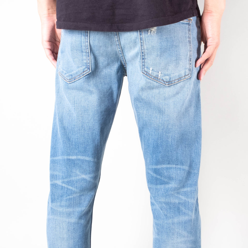Coast Denim - 2 Year Wash Slim Super-Taper Light Indigo