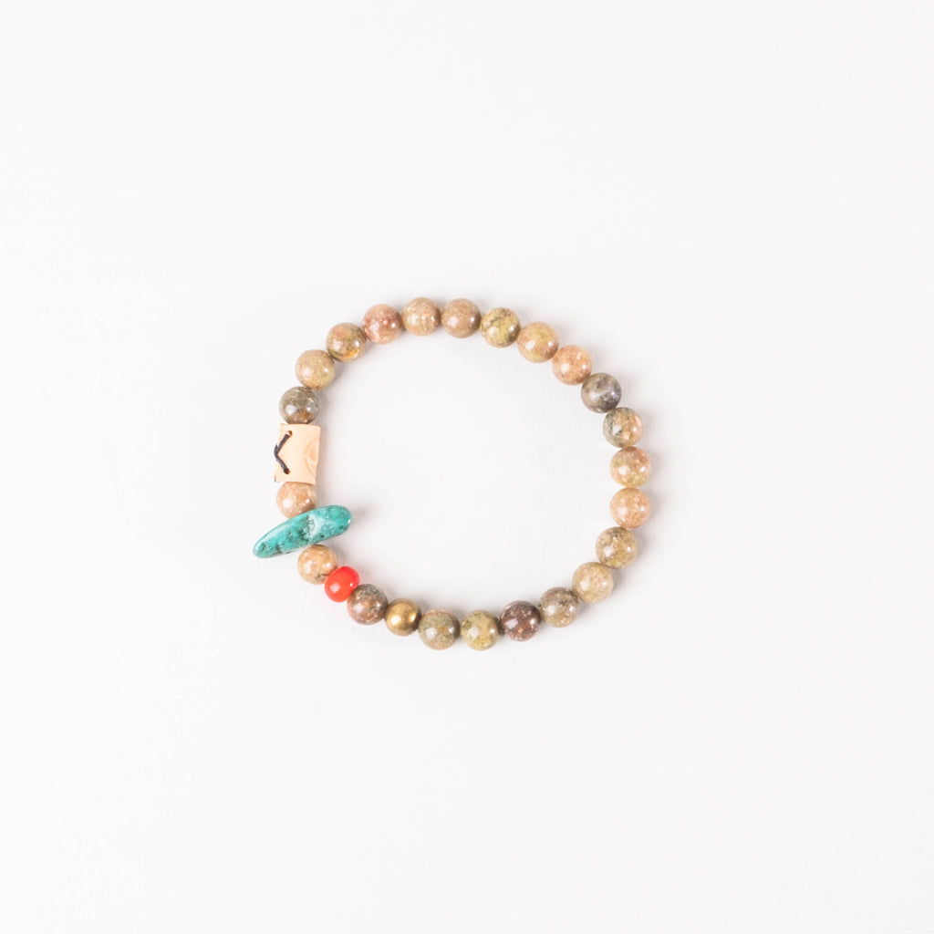 Friday & River x Lone Flag - Shores Bracelet Sand