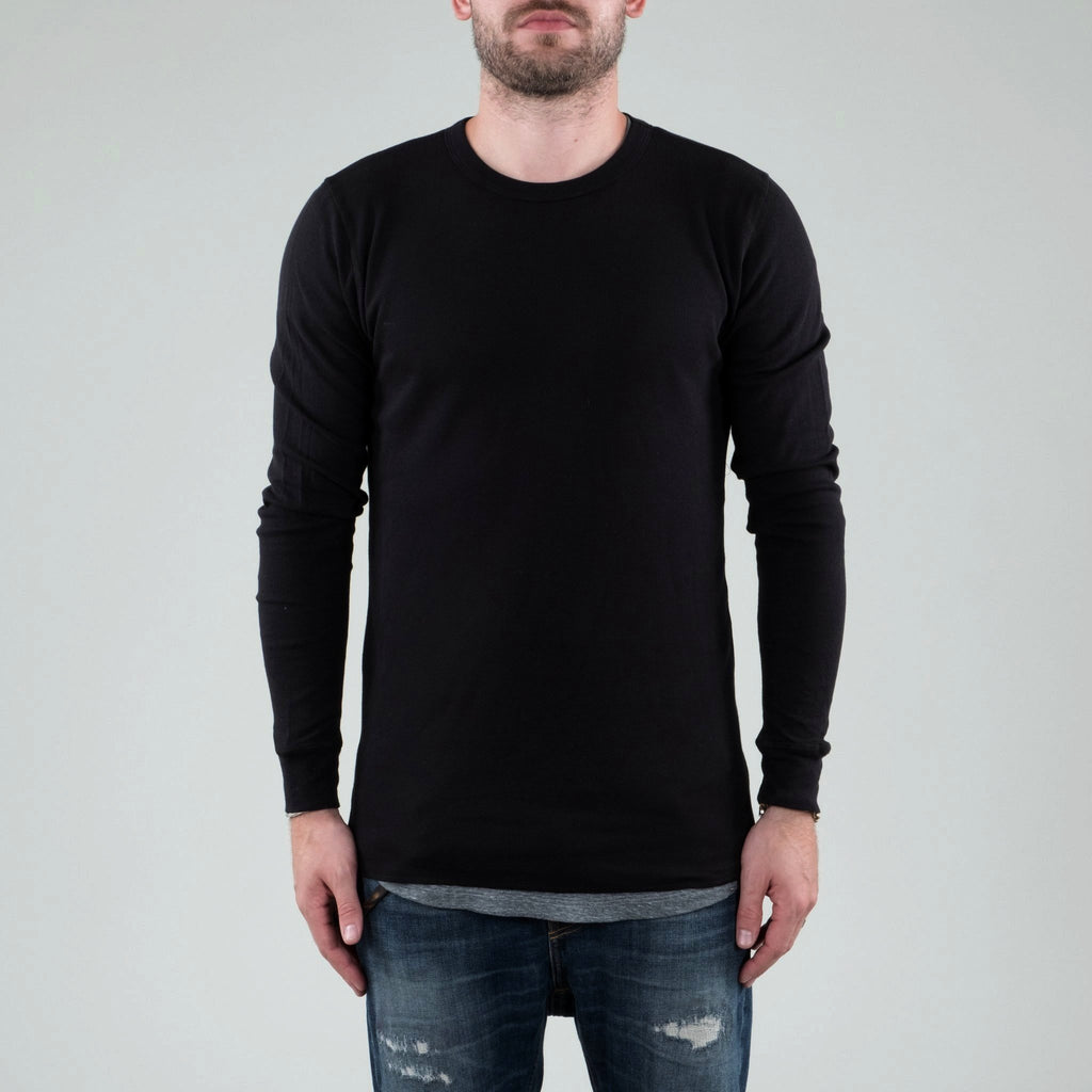 Lone Flag - Universal Thermal Longsleeve Midnight