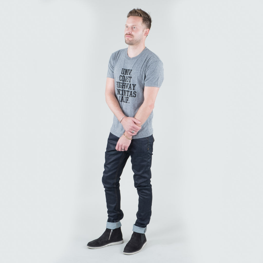 Univ - Daily Denim Raw Stretch