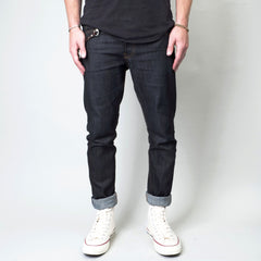 Coast Denim - All-Weather Indigo Slim Super-Taper
