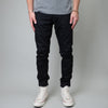 Coast Denim - Deep Cove Black Slim Super-Taper - Lone Flag