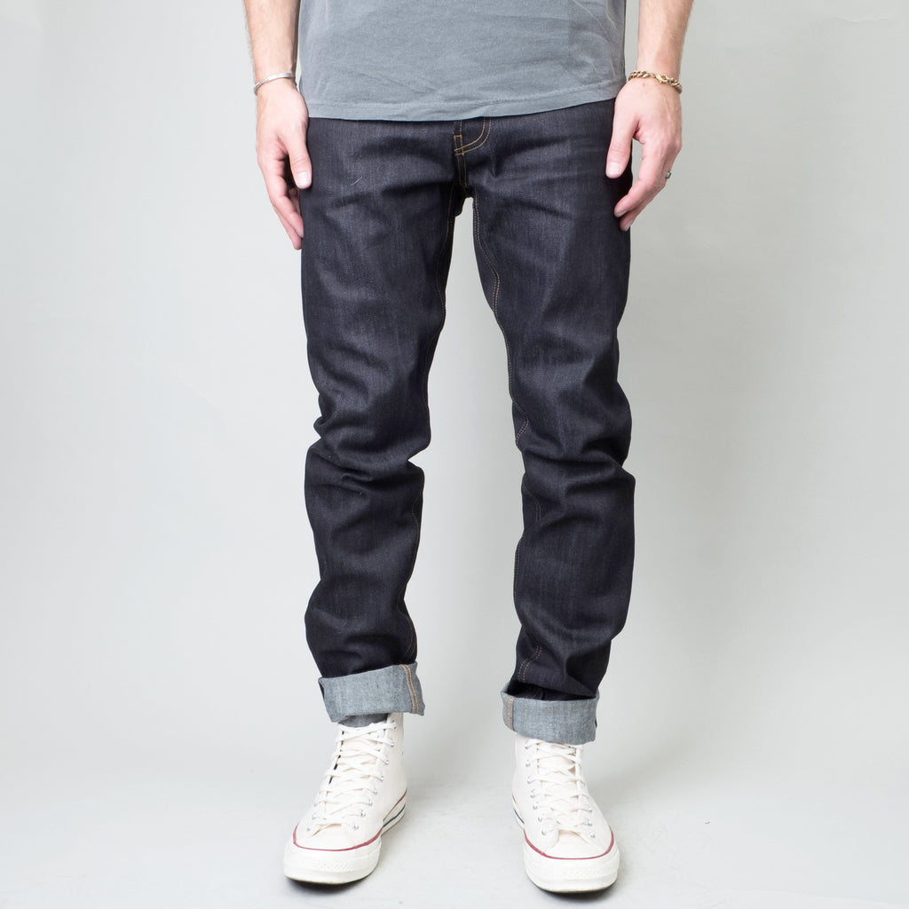 Coast Denim - All-Weather Indigo Straight Taper