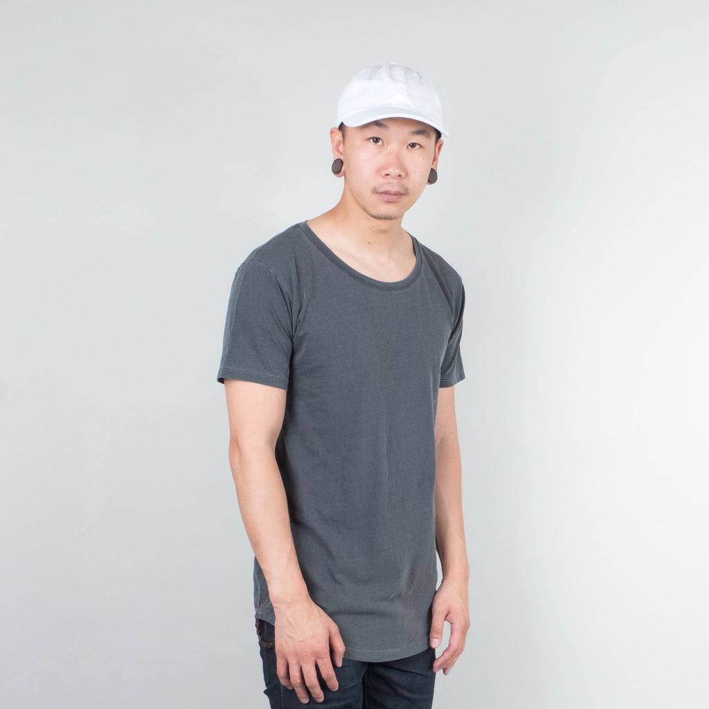 Lone Flag - Basic Form Fit Washed Black