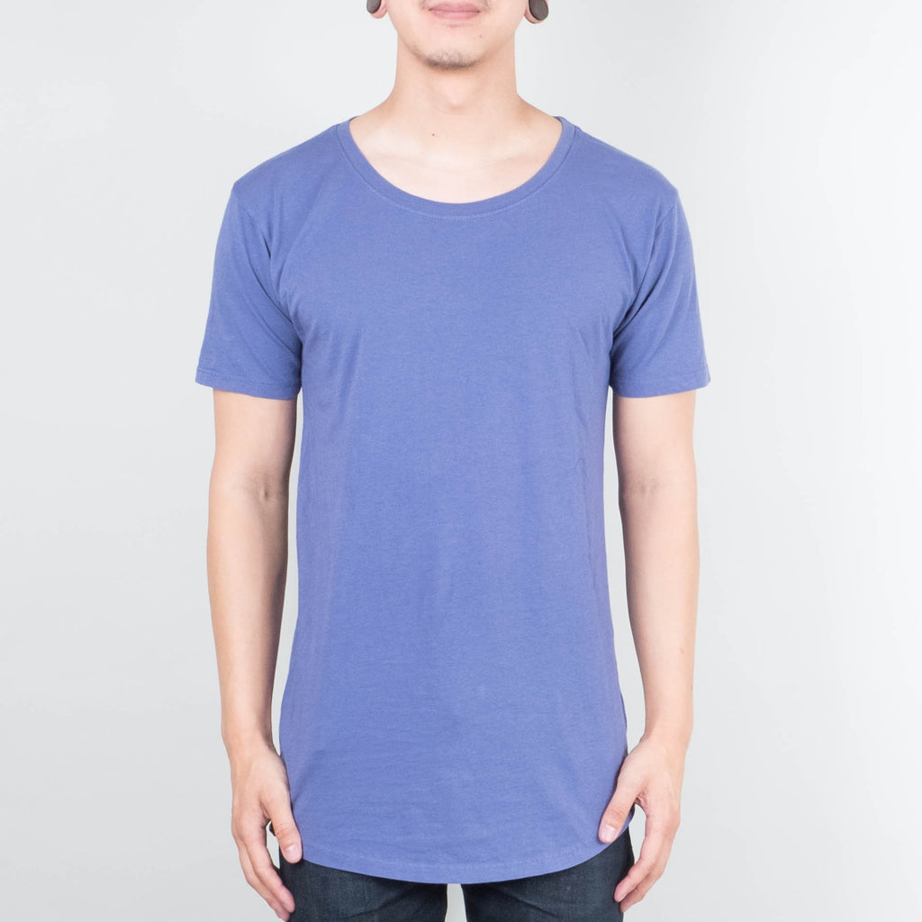 Lone Flag - Basic Form Fit Pale Indigo