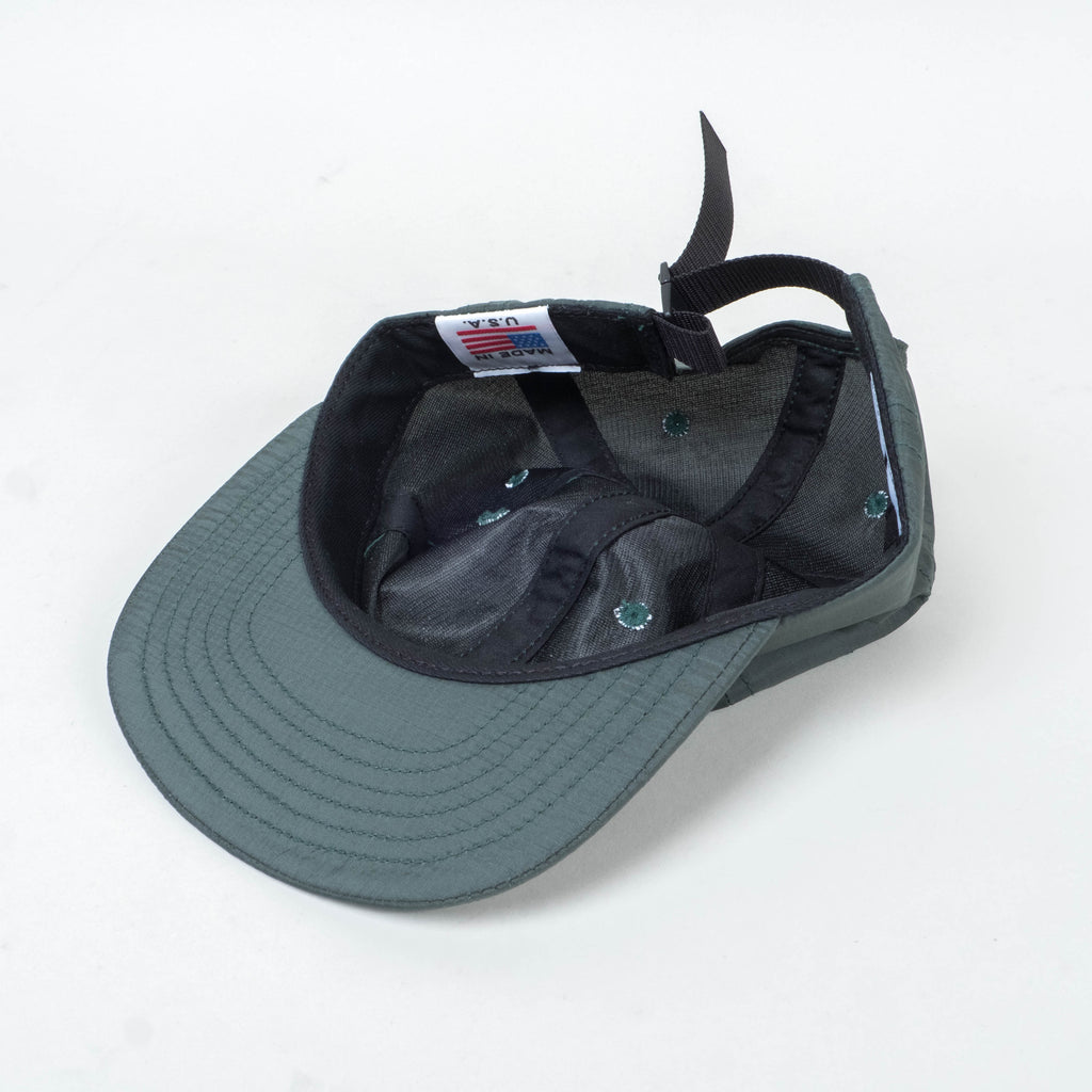 Lone Flag - Nylon Tech Hat Pine