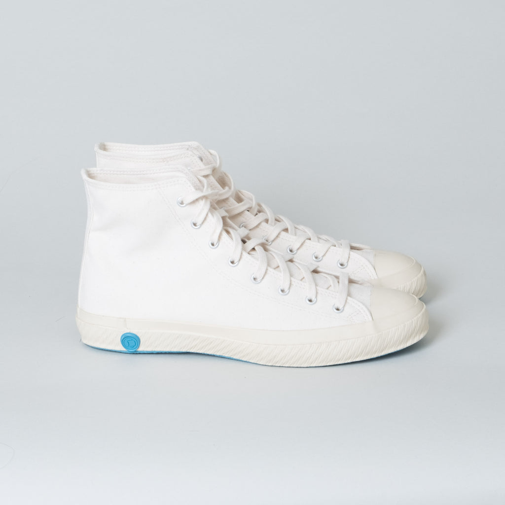 Shoes Like Pottery , White High Top