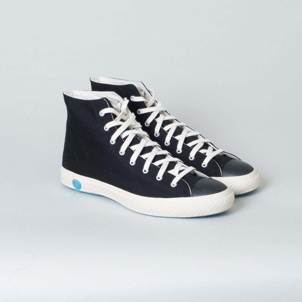 Shoes Like Pottery - Black High Top
