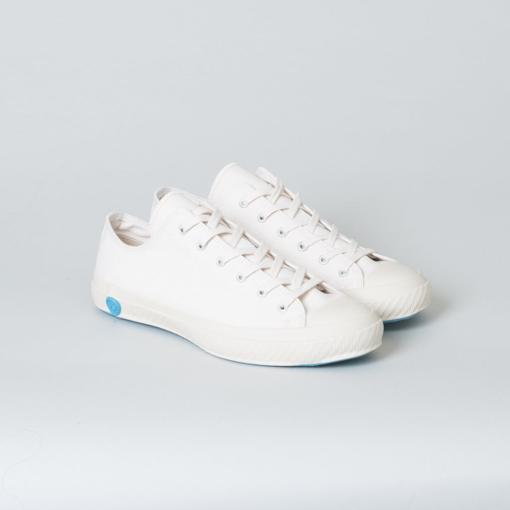 Shoes Like Pottery - White Low Top