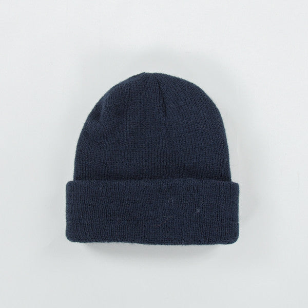 Lone Flag - Navy Signature Beanie