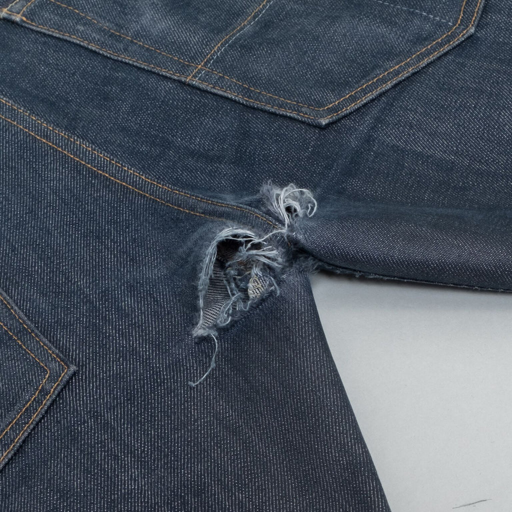 Denim Service - Crotch Blow Out Repair