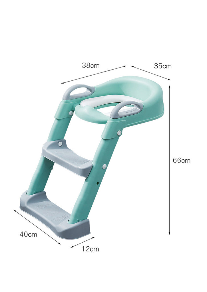 potty seat with step stool