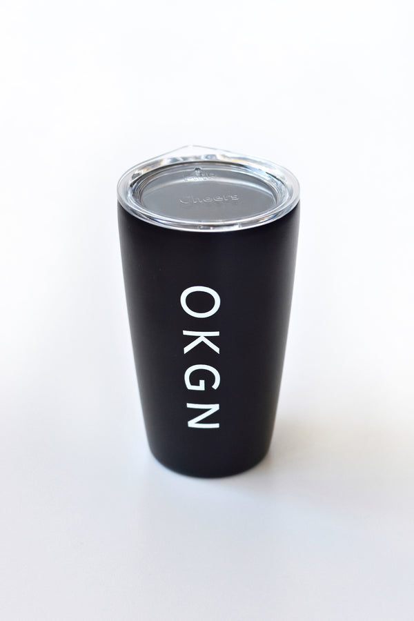 'OKGN' Tumbler - 12oz - OKANAGAN LIFESTYLE APPAREL