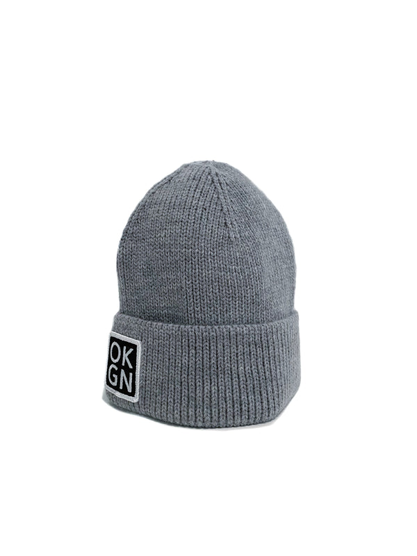 Grey Hearted Local Toque