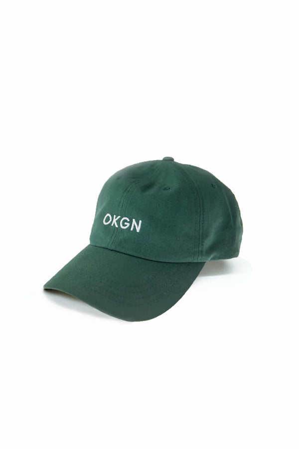 OKGN Forest Green Ballcap