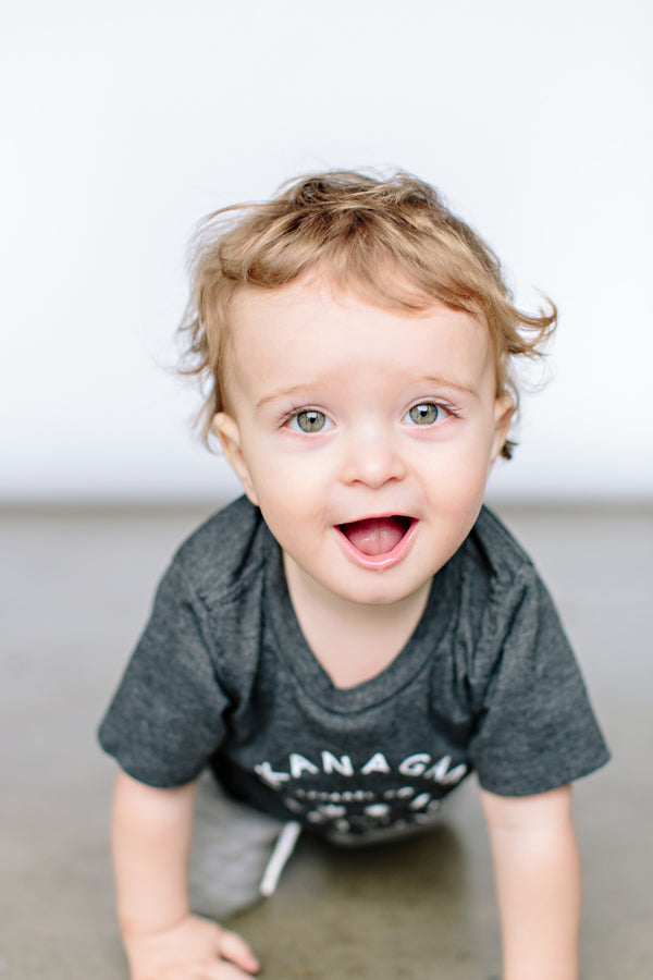 Toddler Classic Grey T-Shirt