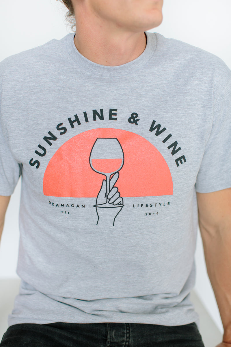 Sunshine & Wine T-Shirt