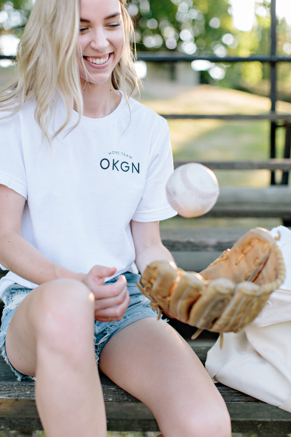 'HOME TEAM' T-Shirt - OKANAGAN LIFESTYLE APPAREL