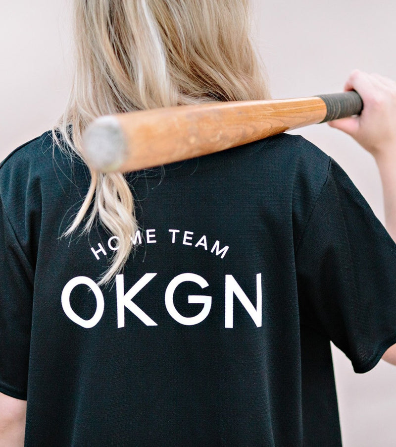 'HOME TEAM' Jersey - OKANAGAN LIFESTYLE APPAREL