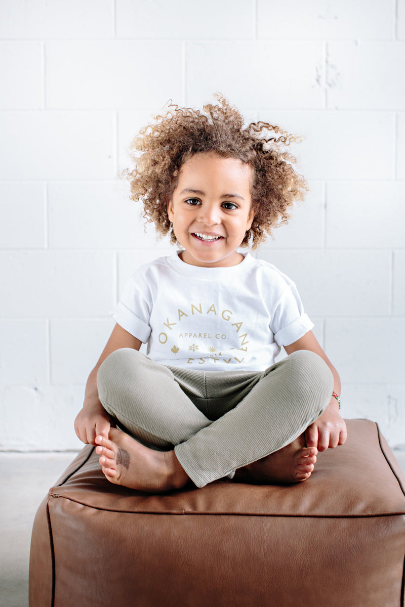 'Classic' Youth T-Shirt - OKANAGAN LIFESTYLE APPAREL