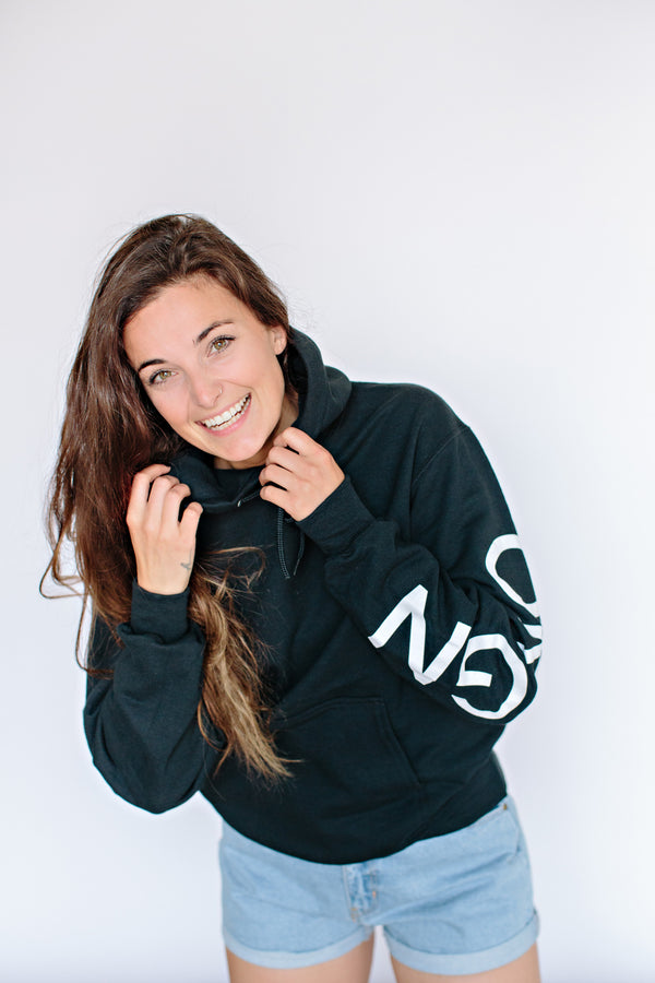 'Bonfire' Hoodie - OKANAGAN LIFESTYLE APPAREL