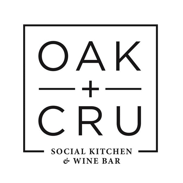 OAK + CRU Social Kitchen & Wine Bar Gift Card