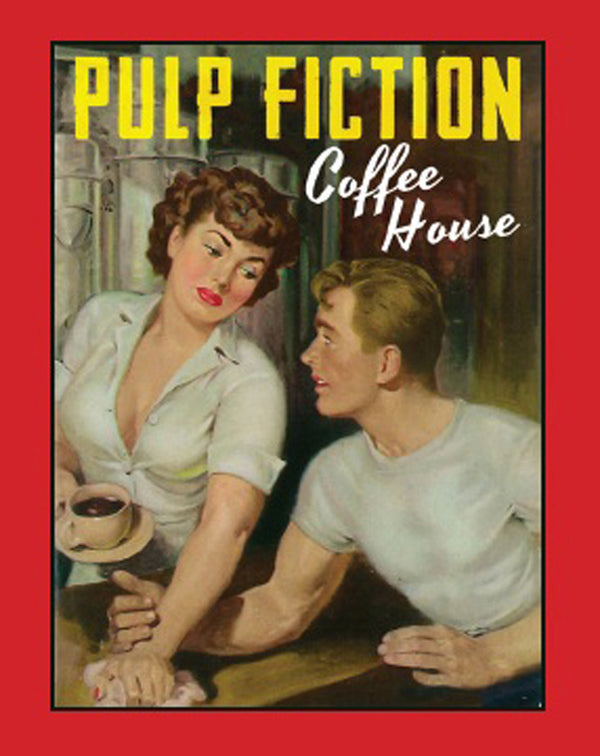 Pulp Fiction Coffee House Gift Card