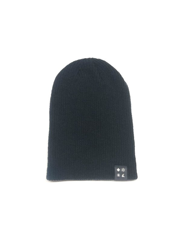 '4 Icon' Beanie - OKANAGAN LIFESTYLE APPAREL
