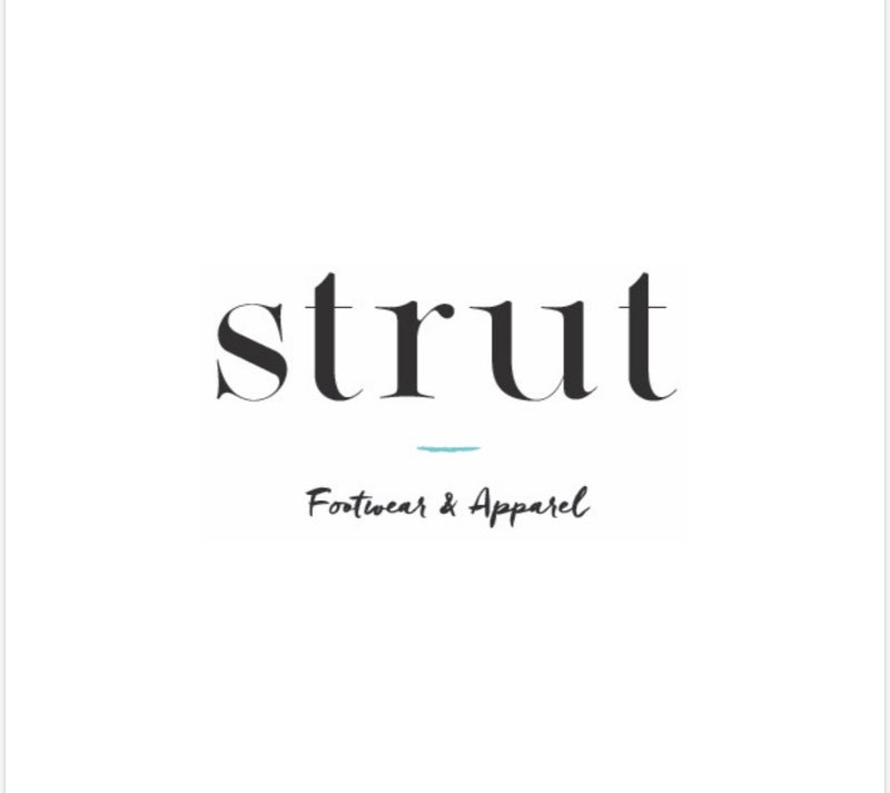 Strut Footwear and Apparel Gift Card