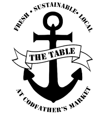 The Table Cafe at Codfathers Gift Card
