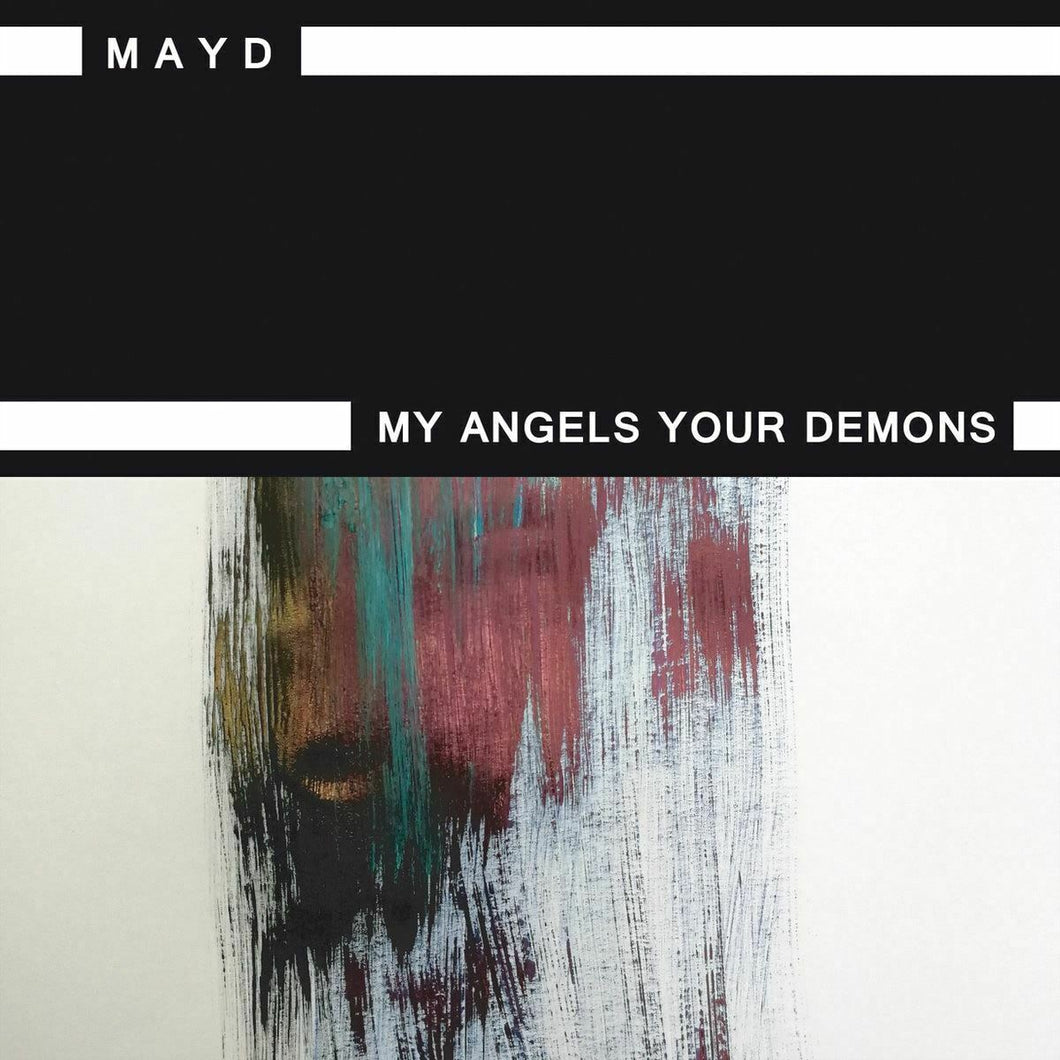 Mayd My Angels Your Demons CD Metalcore Death Metal
