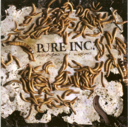 Pure Inc Parasites And Worms CD Heavy Metal