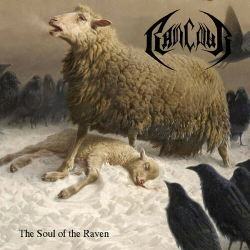 Rancour The Soul Of The Raven CD Black Metal