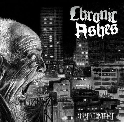 Chronic Ashes Cursed Existence CD Death Metal