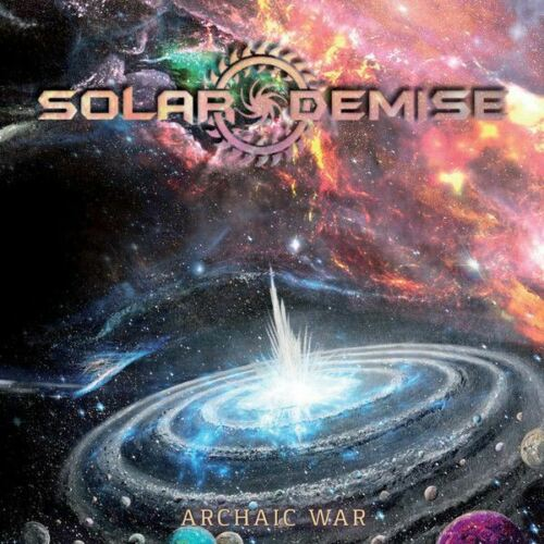 Archaic War Solar Demise CD Death Metal