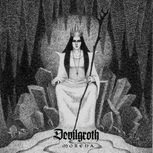 Devilgroth Morena CD Black Metal