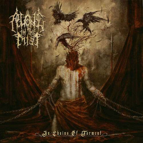 Alone In The Mist In Chains Of Torment CD Doom Death Metal