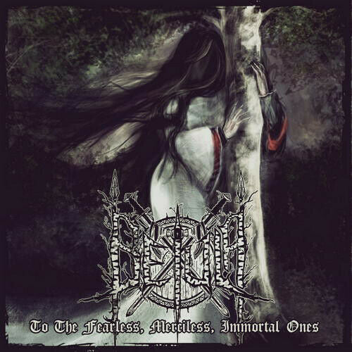 Betula To the Fearless Merciless Immortal Ones CD Black Metal
