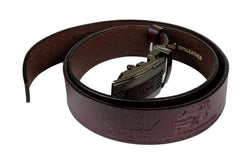 Jeep Pvoir Dress Belt - BBP007JP11-COFFEE
